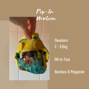 Pop-In Newborn im Bild